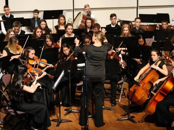 Prelude and Dessert High School Concert